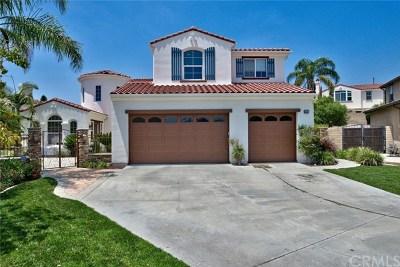 Yorba Linda Single Family Home For Sale: 4513 Peach Tree Lane
