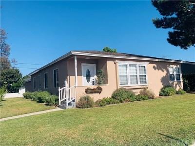 Long Beach Single Family Home For Sale: 3760 Clark Avenue