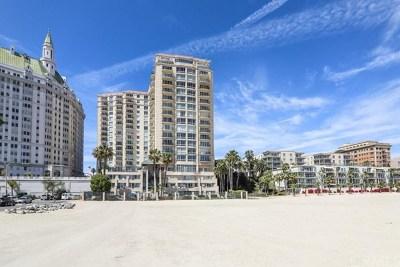 Long Beach Condo/Townhouse For Sale: 850 E Ocean Boulevard #302