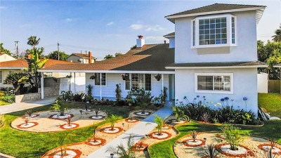 Downey Single Family Home For Sale: 8606 Charloma Drive