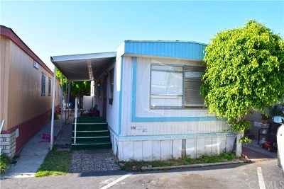 Orange County Mobile Home For Sale: 100 W Midway Drive