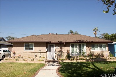 Long Beach CA Single Family Home For Sale: $765,000