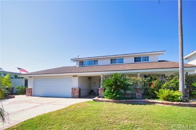 Huntington Beach Single Family Home For Sale: 6051 Point Loma Drive