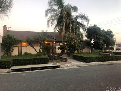 Downey Single Family Home For Sale: 10064 Mattock Avenue