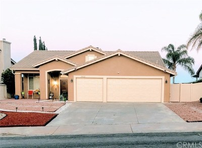 Lake Elsinore Single Family Home For Sale: 29532 Westwind Drive
