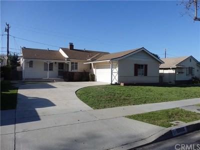 Rental For Rent: 15908 Santa Fe Street