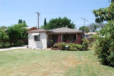 Long Beach Single Family Home For Sale: 273 E Del Amo Boulevard