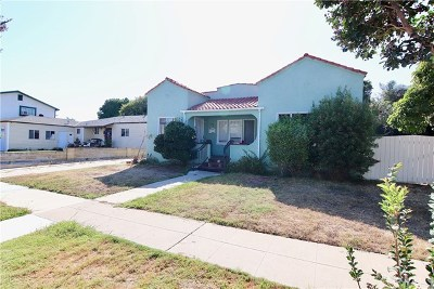 Midway City Single Family Home For Sale: 14751 Monroe Street