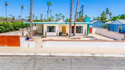 Palm Springs Single Family Home For Sale: 560 S Vista Oro