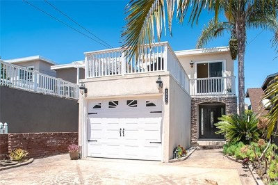 Redondo Beach CA Single Family Home For Sale: $1,090,000