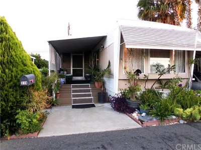 Orange County Mobile Home For Sale: 314 Teton Way