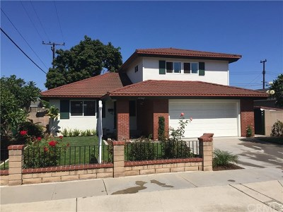 Huntington Beach Rental For Rent: 15742 Wicklow Lane