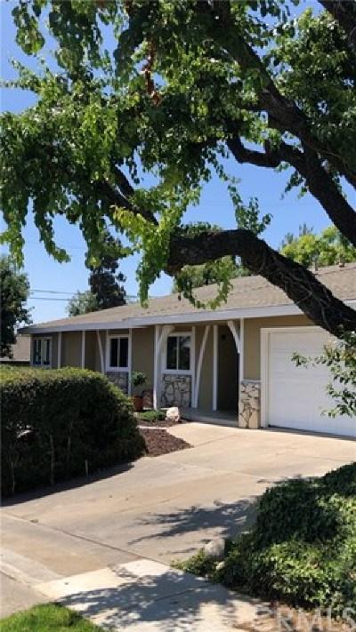 Yorba Linda Single Family Home For Sale: 17691 Ridgecrest Drive