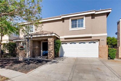 Rancho Cucamonga Single Family Home For Sale: 6535 Vianza Place