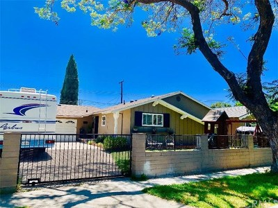 Santa Ana CA Single Family Home For Sale: $699,000