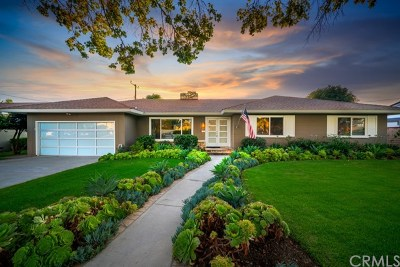 Santa Ana Single Family Home For Sale: 1948 N Baker Street