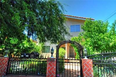 Eagle Rock Multi Family Home For Sale: 1215 Neola Street