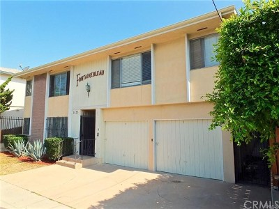 Long Beach Condo/Townhouse For Sale: 1525 E 2nd Street #4