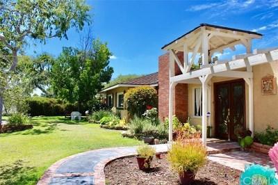 Fullerton Multi Family Home For Sale: 3261 Arbol Drive
