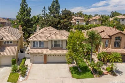 Yorba Linda Single Family Home For Sale: 5605 Delacroix Way