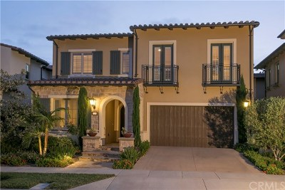 Irvine Single Family Home For Sale: 18 Shadybend