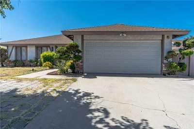 Glendora Single Family Home For Sale: 1236 Heather Street
