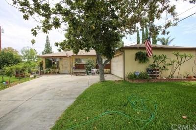 Hacienda Heights Single Family Home For Sale: 1710 Craigton Ave
