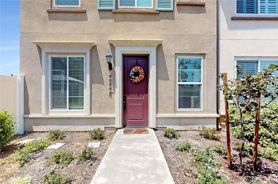 Norwalk Condo/Townhouse For Sale: 11744 Lakeland Road