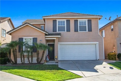 Chino Hills Single Family Home For Sale: 16076 Pembrook Way