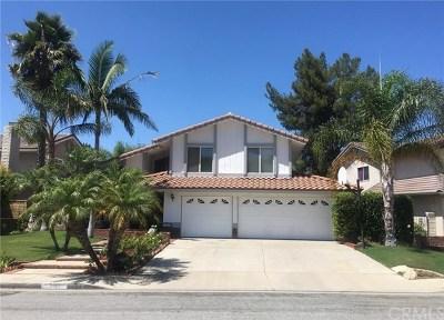 Anaheim Hills Single Family Home For Sale: 7181 E Drake Drive