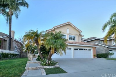 Orange Single Family Home For Sale: 4147 E Townsend Avenue