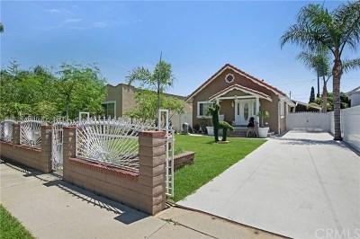 Maywood Single Family Home For Sale: 4324 E 56th Street