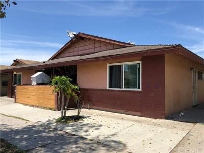 Orange Multi Family Home For Sale: 1905 E Grove Avenue