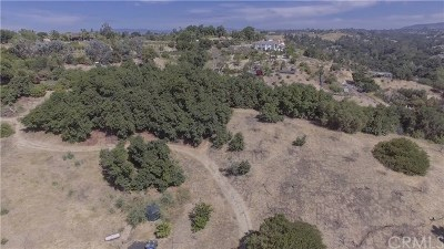 Fallbrook Residential Lots & Land For Auction: Carriage Lane