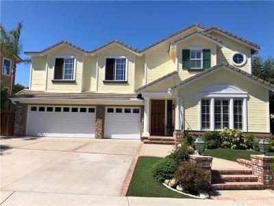 San Clemente Single Family Home For Sale: 2801 Corte Esmeralda