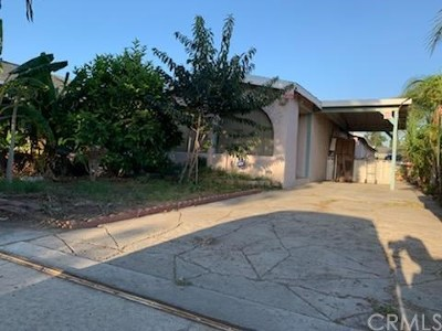 Santa Ana Single Family Home For Sale: 119 N Laurel Street