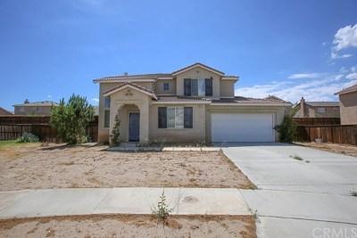 Hesperia Single Family Home For Sale: 8918 Grindella Court