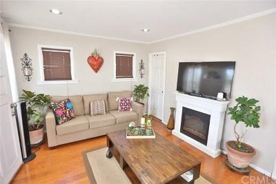 Long Beach Single Family Home Active Under Contract: 233 E Louise Street