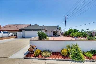 Chino Single Family Home For Sale: 12491 Cypress Avenue