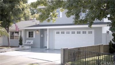 Anaheim Single Family Home For Sale: 1242 E Live Oak Court