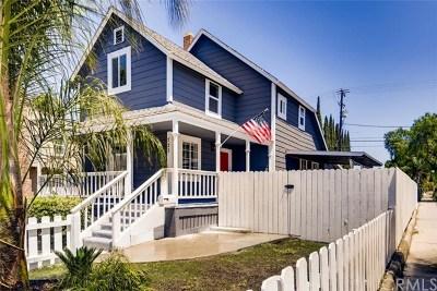 Corona Single Family Home For Sale: 723 Ramona Avenue