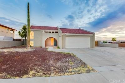 Needles Single Family Home For Sale: 2124 El Monte Street
