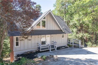 Lake Arrowhead Single Family Home For Sale: 27545 N Bay Road
