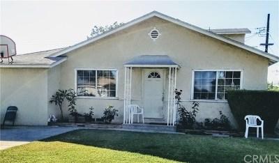 Pico Rivera Single Family Home For Sale: 6107 Eglise Avenue