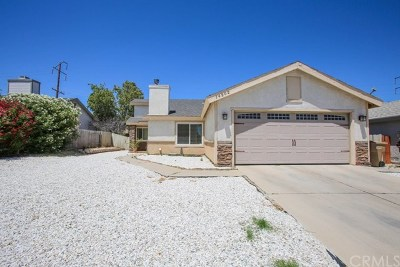 Hesperia Single Family Home For Sale: 14202 Rosewood Drive