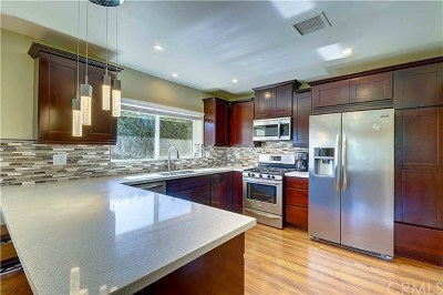 La Habra Single Family Home For Sale: 1245 N Euclid Street