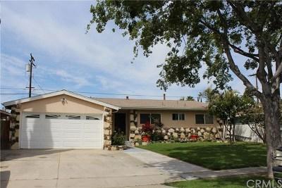 Anaheim Single Family Home For Sale: 143 W Hill Avenue