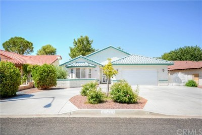 Helendale Single Family Home For Sale: 15204 Little Bow Ln