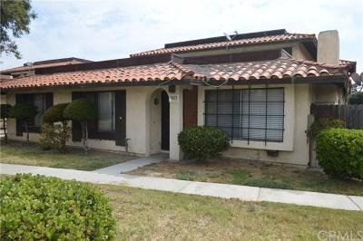 Santa Ana Condo/Townhouse For Sale: 3931 W McFadden Avenue #A