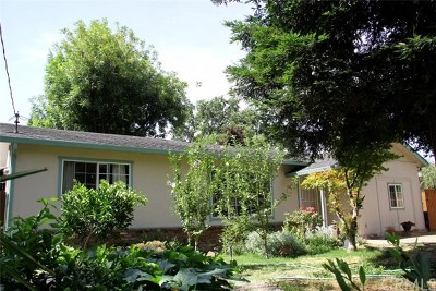 Chico Single Family Home For Sale: 1063 Eaton Road